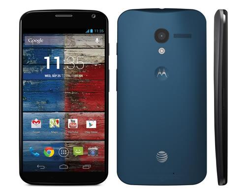 Moto X Los mejores celulares del 2013 hasta la fecha