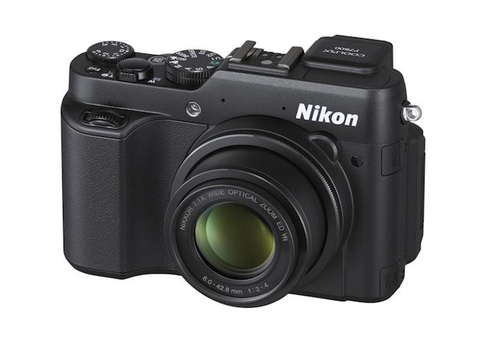 Nikon presenta las nuevas COOLPIX P7800 y COOLPIX S02 - Nikon-P7800