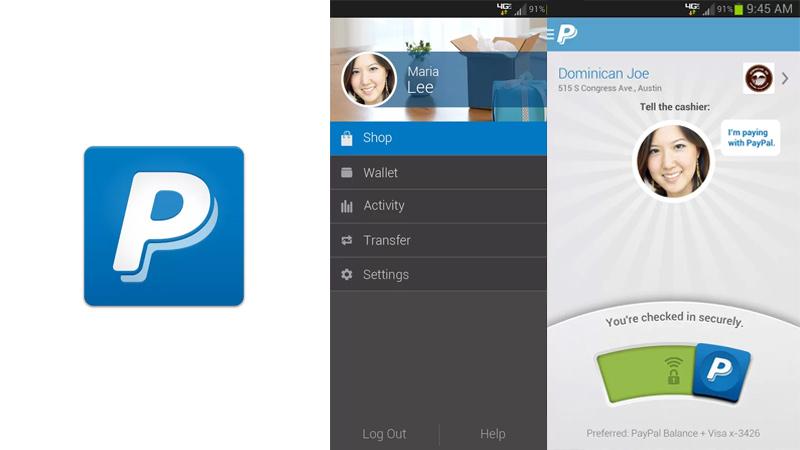 Paypal actualiza radicalmente su aplicación para Android - Paypal-Android