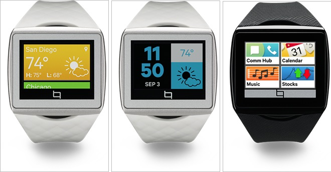 Toq, el nuevo reloj inteligente de Qualcomm - Qualcomm-Toq