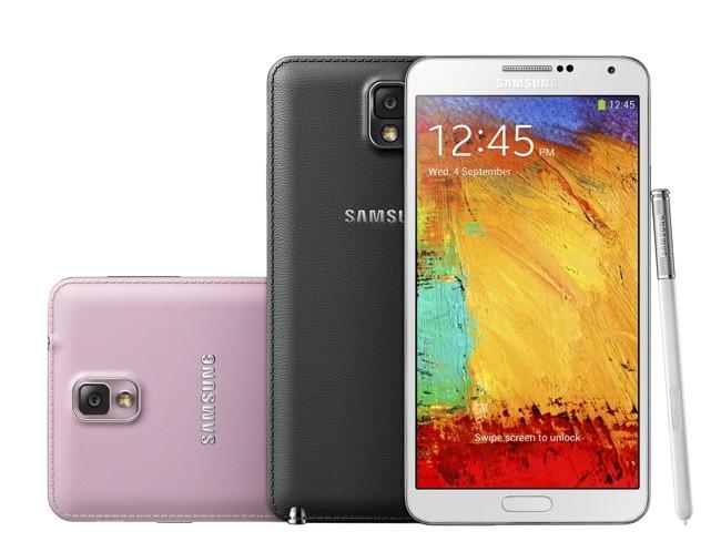 Evolución del Samsung Galaxy Note [Infografía] - Samsung-Galaxy-Note3