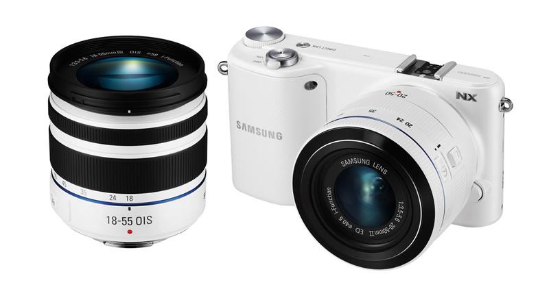 Samsung lanza sus nuevas Smart Cameras NX300 y NX2000 - Samsung-NX2000