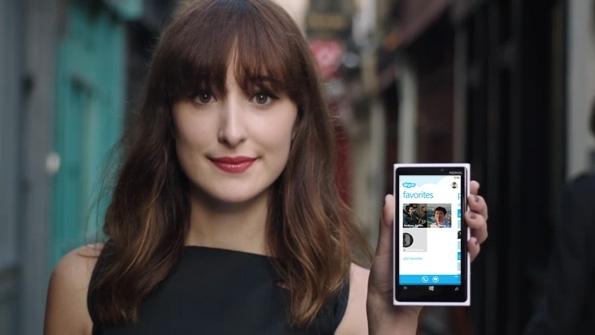 Skype Windows Phone 8 Skype para Windows Phone 8 se actualiza y soporta los video mensajes