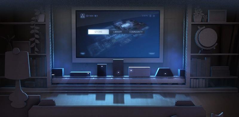 Valve presenta su propia consola de videojuegos, Steam Machines - Steam-Box
