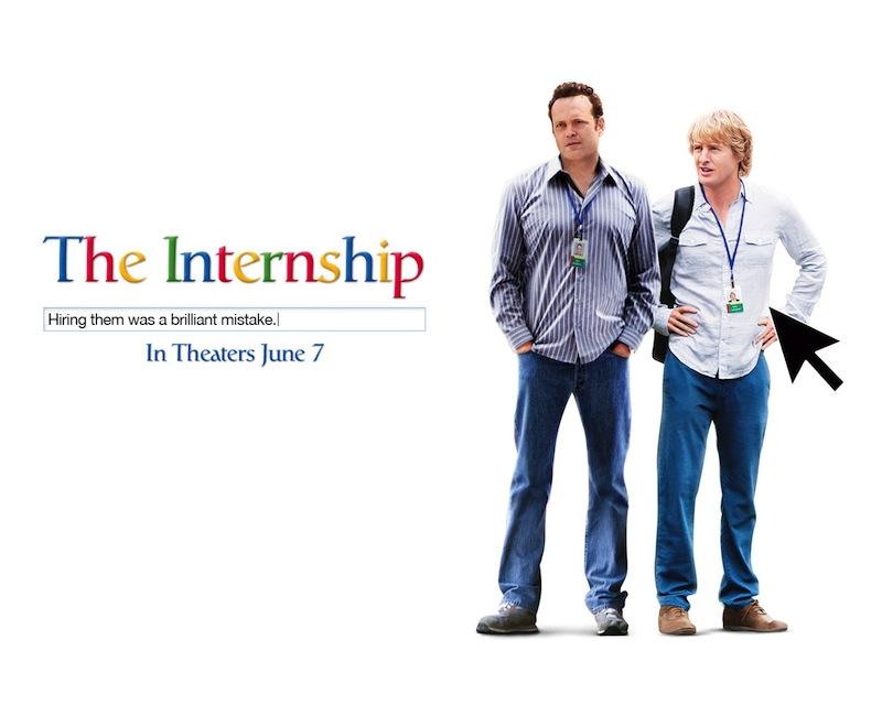 Estreno de la semana en el cine: Aprendices fuera de línea - The-Internship