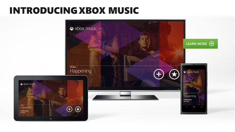 Xbox Music para iOS y Android es publicada por Microsoft - Xbox-Music