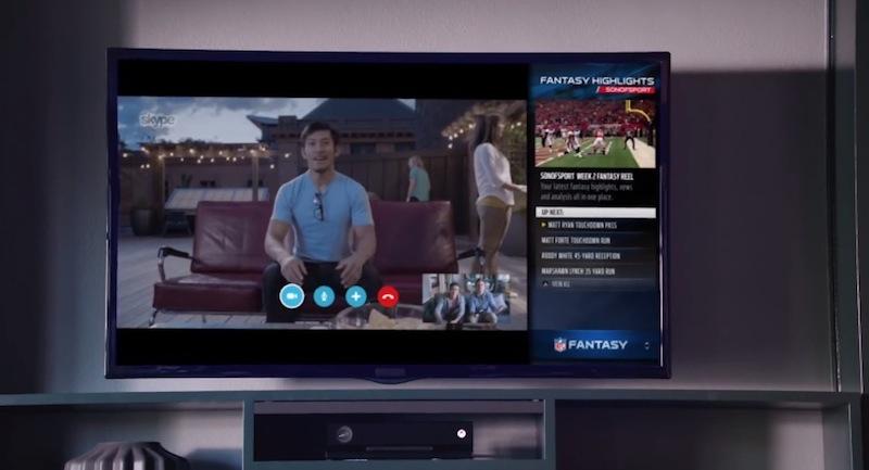 Primer comercial del Xbox One se dirige al sector entretenimiento y no al de los videojuegos - Xbox-One-Comercial