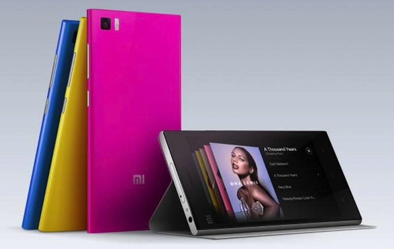 Xiaomi Mi3 Xiaomi presentó el Mi3, su nuevo smartphone insignia