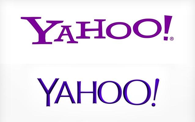 Yahoo nuevo logo Yahoo! presenta oficialmente su nuevo logo