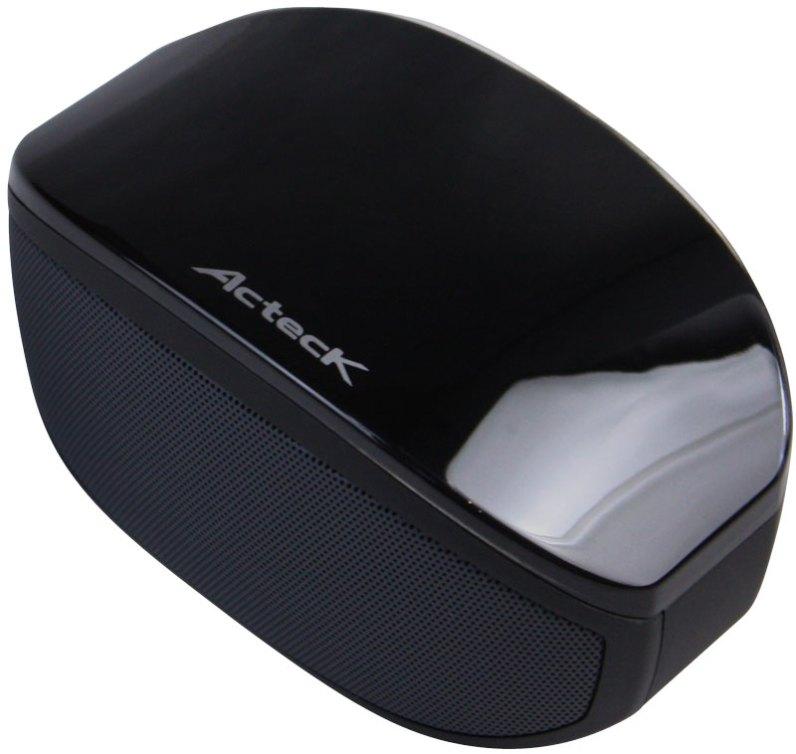 Acteck presenta su óvalo de audio multimedia Bluetooth 2.0 - acteck