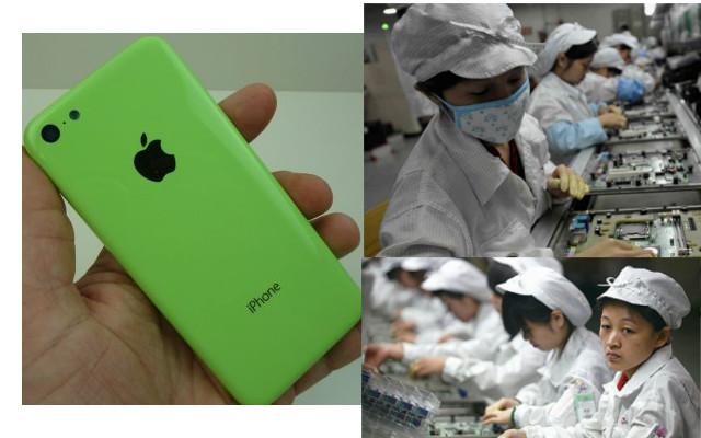Investigan supuesto abuso a trabajadores en la fábrica de ensamblaje del iPhone 5C - acusan-fabrica-de-iphone