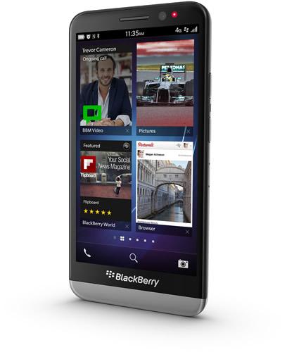 Nuevo BlackBerry Z30 con pantalla de 5 pulgadas y BlackBerry 10 versión 10.2 es presentado - blackberry-z30