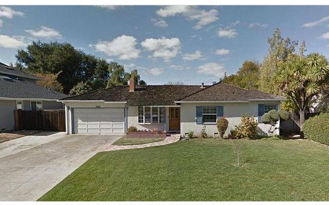 Pretenden nombrar sitio histórico la casa de la adolescencia de Steve Jobs - casa-de-steve-jobs