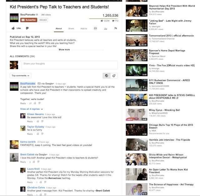 Google cambia el diseño de los comentarios de YouTube por los de Google+ - comentarios-youtube