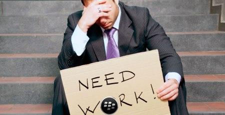 BlackBerry despide empleados en EEUU
