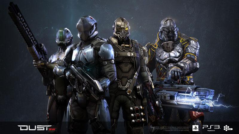 Los mejores juegos gratuitos (free-to-play) para PS3 - dust-514