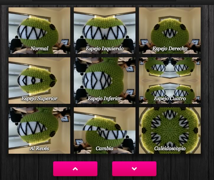 WebCam Toy, toma fotos con tu webcam y agrégale efectos divertidos - efectos-webcam-toy