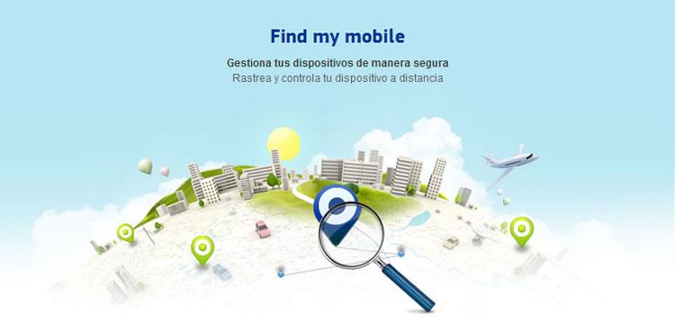 Rastrear tu celular Samsung y bloquearlo a distancia con Findmymobile - find-my-mobile-de-samsung