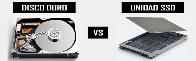 Disco duro HDD vs SSD ¿Cuál es la diferencia? - hdd-vs-ssd