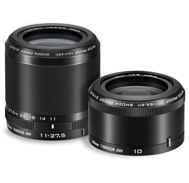image012 Nikon presenta su nueva cámara sumergible Nikon 1 AW1