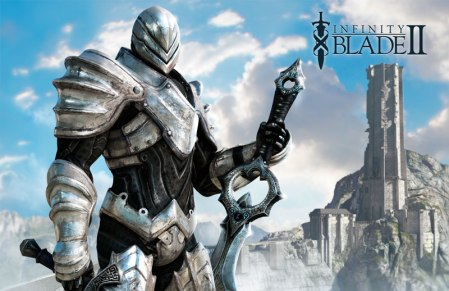 Infinity Blade 3 llega a iOS para finalizar este trilogía exclusiva
