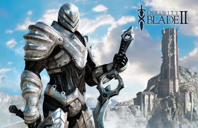 Infinity Blade 3 llega a iOS para finalizar este trilogía exclusiva - infinity-blade