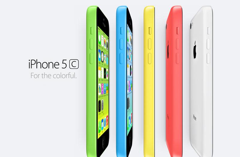 Apple presenta el nuevo iPhone 5C - iphone-5c