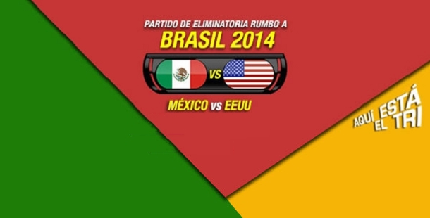 mexico estados unidos en vivo eliminatoria mundial 2014 México vs Estados Unidos en vivo, Eliminatoria 2014