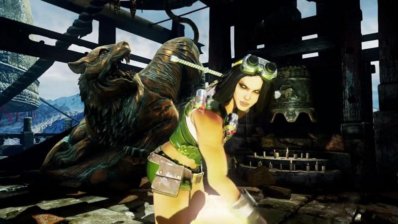 orchid killer instinct Mira a Orchid y conoce a Sadira, nuevo personaje para Killer Instinct de Xbox One