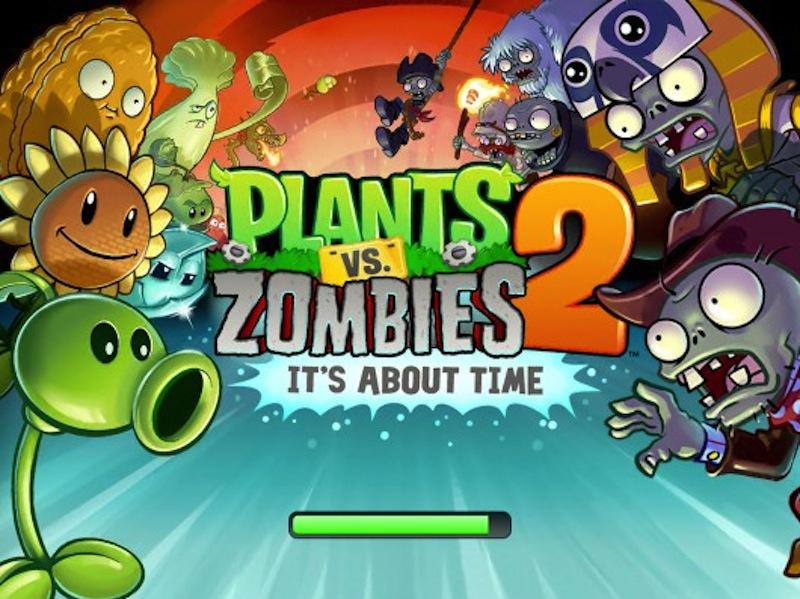 Plants vs Zombies 2 para Android por fin disponible pero solo en China - plants-vs-zombies-2