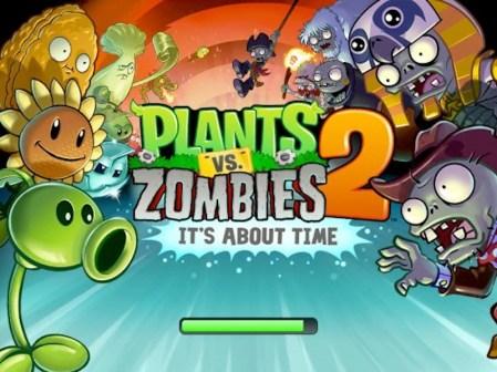 Plants vs Zombies 2 llegará a Android en octubre