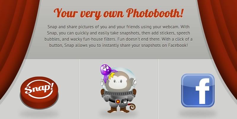 Efectos para fotos en Windows al estilo Photo Booth con Snap! - programa-efectos-fotos-windows-gratis