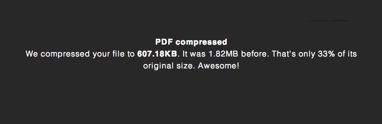 Reducir archivos PDF de tamaño, online y gratis en estos sitios - reducir-pdf-online