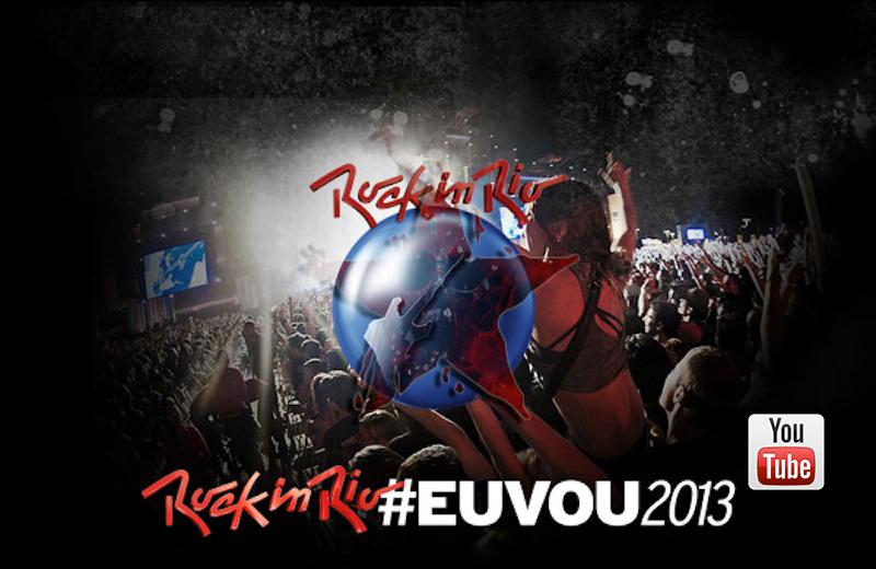 YouTube transmitirá en vivo Rock In Rio 2013 - rock-in-rio-2013