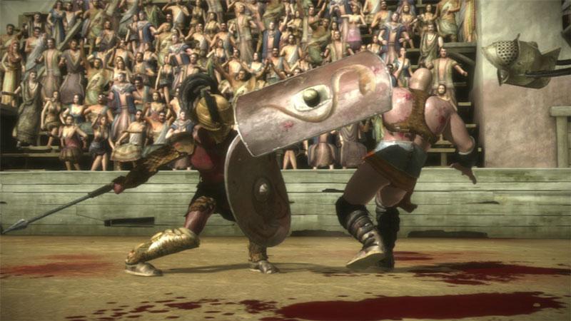 Los mejores juegos gratuitos (free-to-play) para PS3 - spartacus-legends