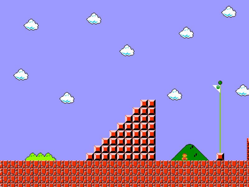 Los 10 videojuegos más vendidos de la historia - super-mario-bros