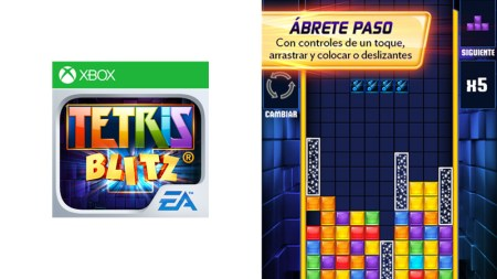 Tetris Blitz para Windows Phone 8 es lanzado por EA