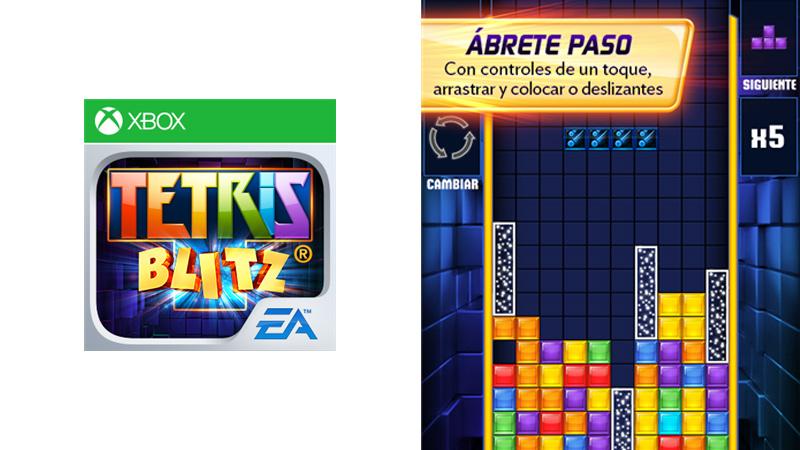 Tetris Blitz para Windows Phone 8 es lanzado por EA - tetris-blitz