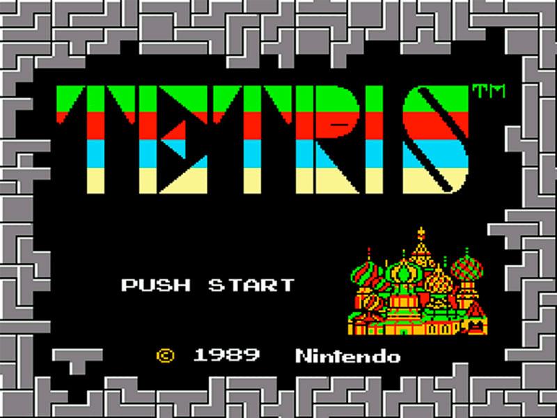 Los 10 videojuegos más vendidos de la historia - tetris