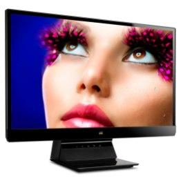 ViewSonic presenta su monitor VX2270Smh-LED para profesionales del video y diseño gráfico - vx2270smh-led_right2_hires_1
