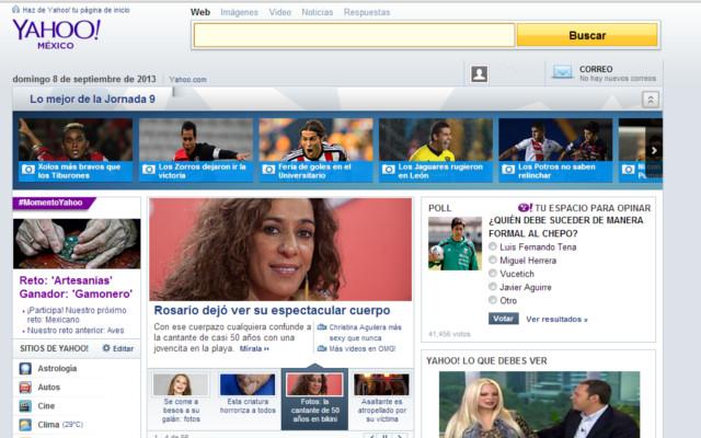 Yahoo proporciona información de usuarios al gobierno mexicano - yahoo-revela-datos-de-usuarios