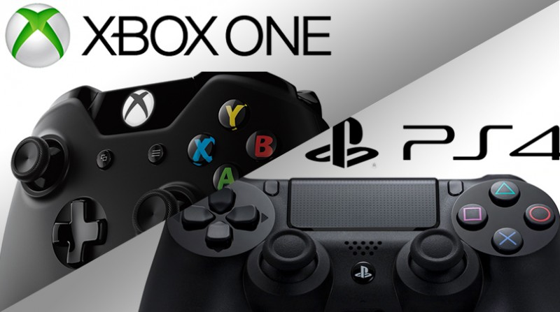 Xbox One y PlayStation 4 compiten con sus comerciales para convencernos de cuál es mejor - 323982-xbox-one-vs-playstation-4-upcoming-consoles-compared-800x447