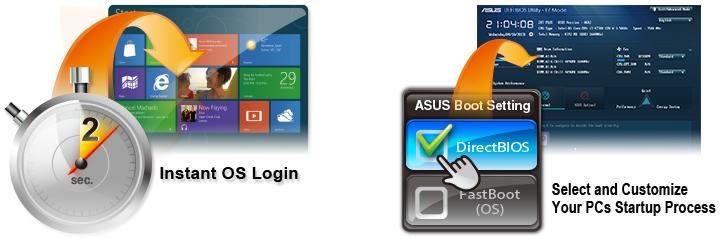 [Preview] Conoce la tarjeta madre ASUS GRYPHON Z87 - Boot_settings