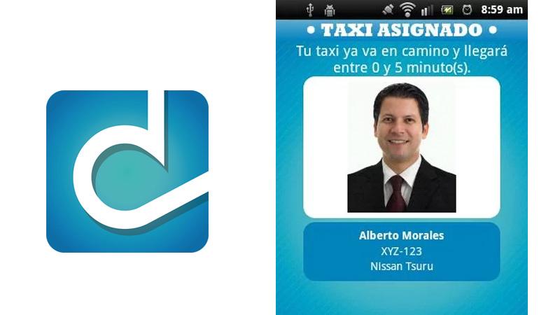 5 apps para viajar en Taxi Seguro en México, DF - Clicab
