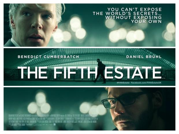 Estreno de la semana en el cine: El Quinto Poder, la película de Wikileaks y Julian Assange - EL-Quinto-poder