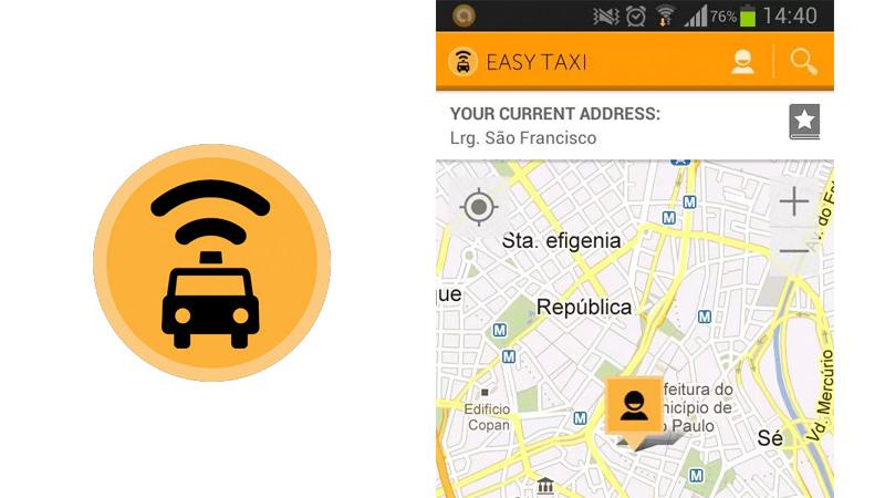 5 apps para viajar en Taxi Seguro en México, DF - Easy-Taxi