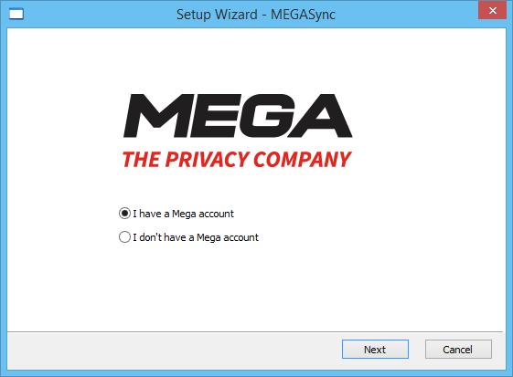 MEGA de Kim Dotcom lanza aplicación de escritorio para Windows - MEGASync