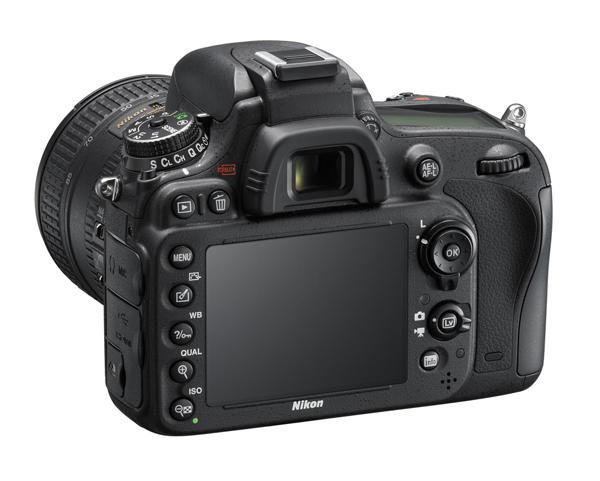 Nikon presenta la nueva cámara Full Frame DSLR Nikon D610 - Nikon_D610_24_85_back_A