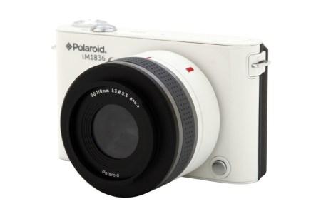 Polaroid lanzó su cámara fotográfica con Android y con lentes intercambiables