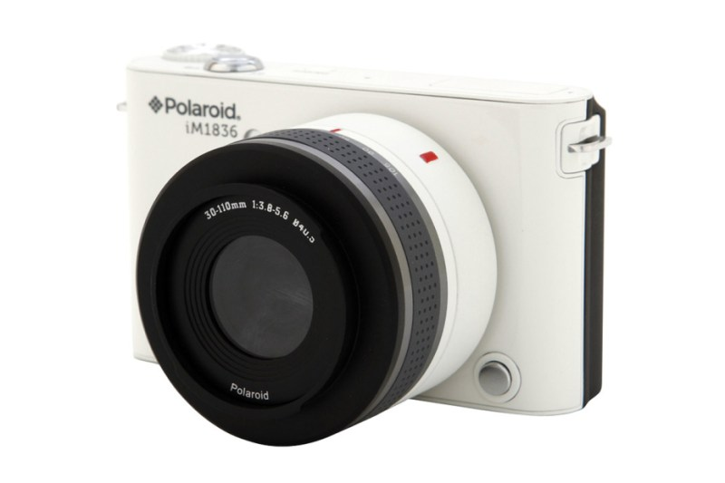 Polaroid lanzó su cámara fotográfica con Android y con lentes intercambiables - Polaroid-Camara-Android